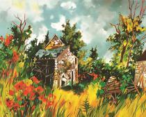La grange aux fleurs