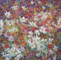 Les fleurs blanches