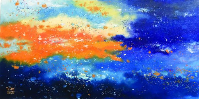 """Tristan Hosotte """"Incandescence"""""""